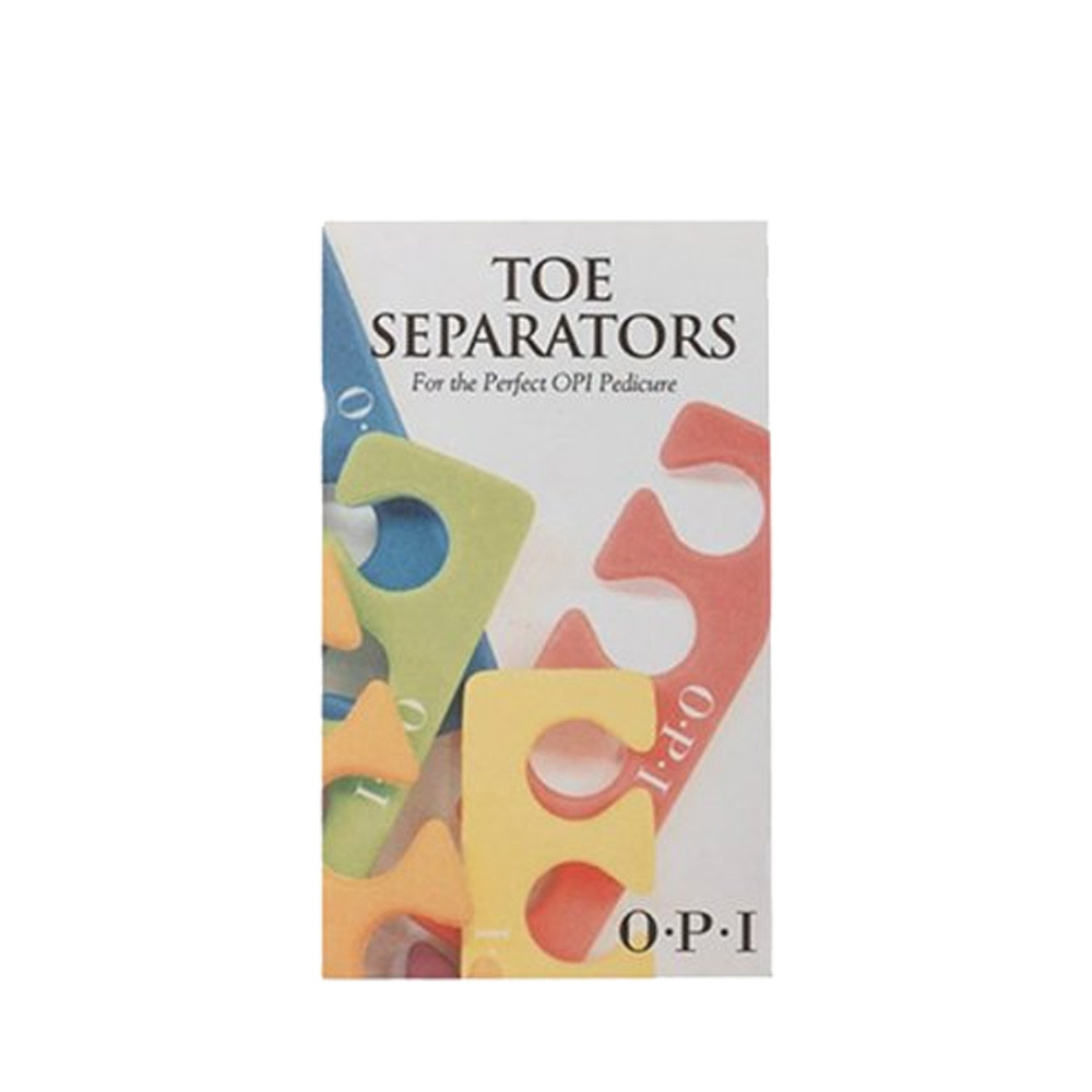 Creams & Lotions OPI Toe Separators x 6 Pack