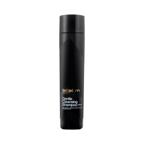label.m Cleanse & Condition Gentle Cleansing Shampoo 300ml