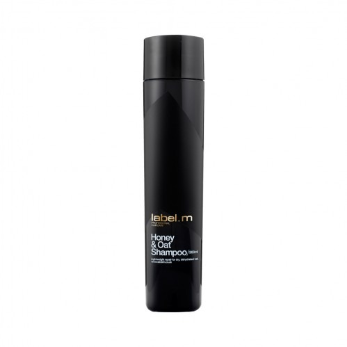 label.m Cleanse & Condition Honey & Oat Shampoo 300ml