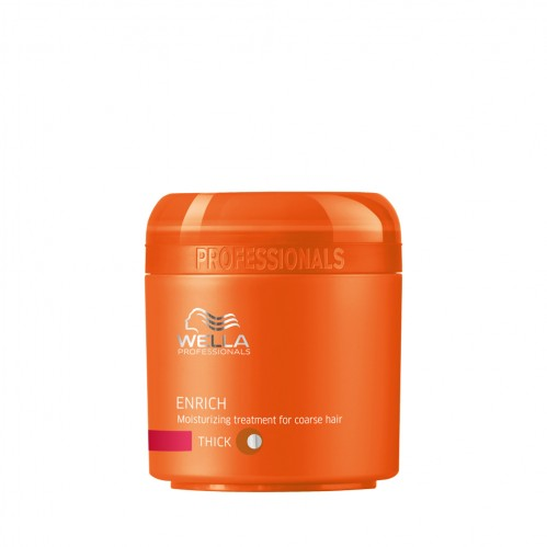 Wella Professionals Enrich Moisturising Treatment Mask Coarse 150ml