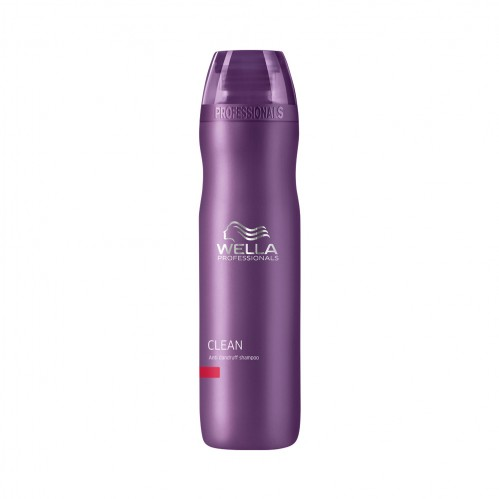 Wella Professionals Clean Anti Dandruff Shampoo 250ml