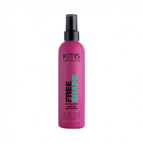 KMS California Free Shape Hot Flex Spray 200ml