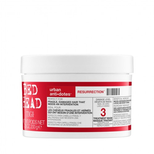 Bed Head Urban Antidotes Resurrection Treatment Mask Review