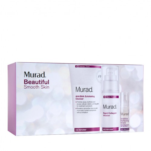 Murad Beautiful Smooth Skin Set
