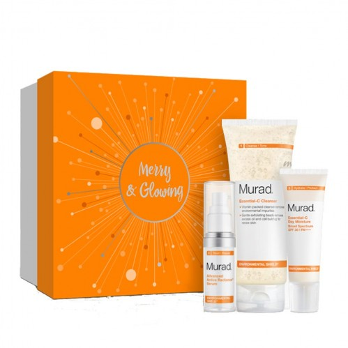 Murad Merry and Glowing Christmas Set