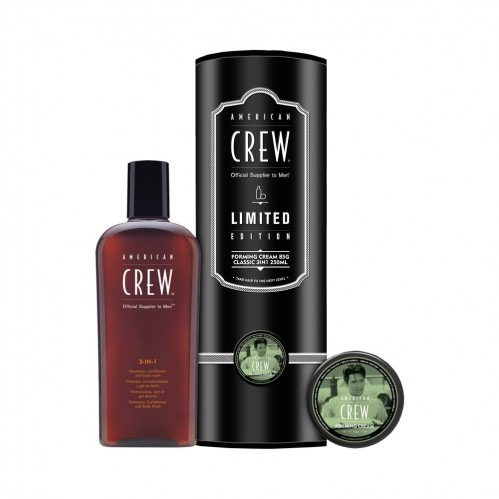 American Crew Rock 'n' Roll Duo Pack Forming Cream