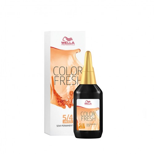 Wella Color Fresh 5/4 Red Brown