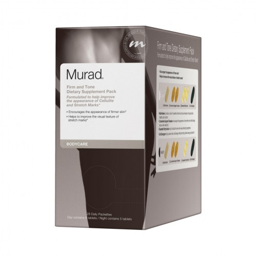 Murad Bodycare Firm and Tone Dietary Supplement Pack 4 Week Supply