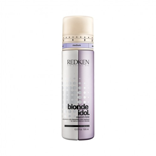 Redken Blonde Idol Conditioner Violet 196ml