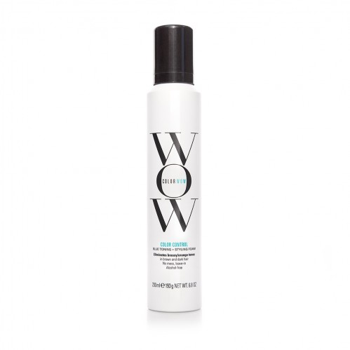 Color Wow Color Control Blue Toning and Styling Foam 200ml