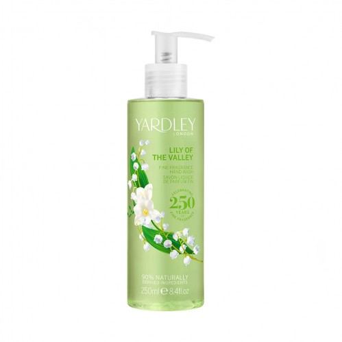 Yardley London Lily of the Valley Hand Wash 250ml