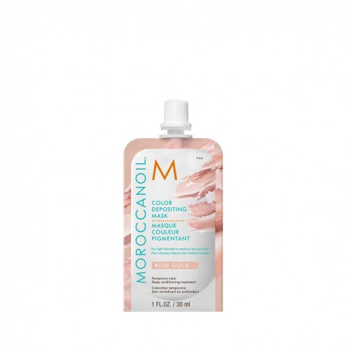 Moroccanoil Color Depositing Mask - Rose Gold 30ml