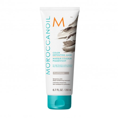 Moroccanoil Color Deposit Mask Platinum