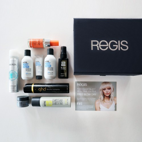 Regis Beauty Box 2019