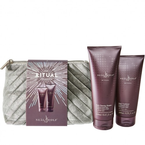 Neal & Wolf Ritual Daily Shampoo & Conditioner Christmas Gift Set