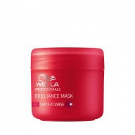 Wella Professional Brilliance Mask For Coarse Hair 150ml