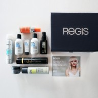 Regis Travel Beauty Box (Worth over £80!)