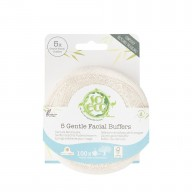 So Eco Gentle Facial Buffers - 5 Pack
