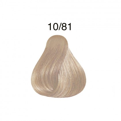 Wella Color Fresh 10/81 Ash Blonde