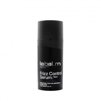 label.m Complete Frizz Control Serum 30ml