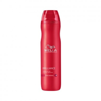 Wella Professionals Brilliance Shampoo Fine 250ml
