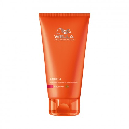 Wella Professionals Enrich Moisturising Conditioner Fine 200ml
