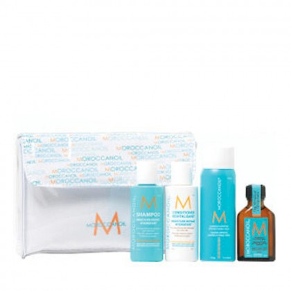 Moroccanoil Travel Gift Set