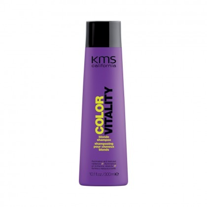 KMS California Colour Vitality Blonde Shampoo 300ml