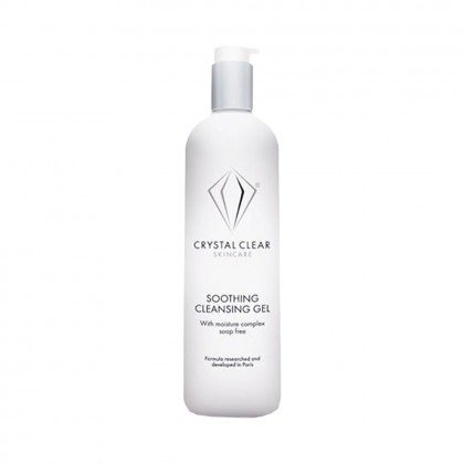 Crystal Clear Cleansing Gel 200ml
