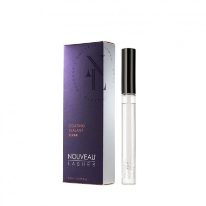 Nouveau Lashes Coating Sealant Clear 8.5ml