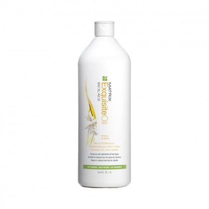 Matrix Biolage ExquisiteOil Micro-Oil Shampoo 1000ml