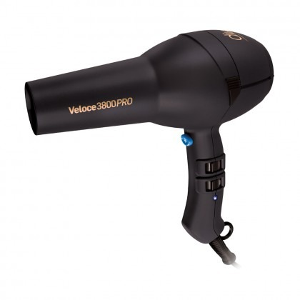 Diva Professional Styling Veloce 3800 Pro Dryer Black