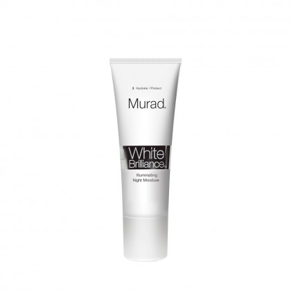 Murad White Brilliance Illuminating Night Moisture 50ml