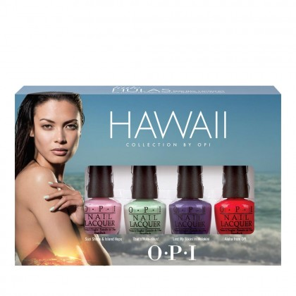 OPI Hawaii - Little Hulas Mini Pack