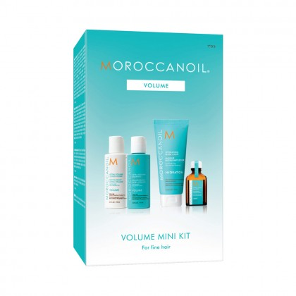 Moroccanoil Mini Volume Essentials Gift Set