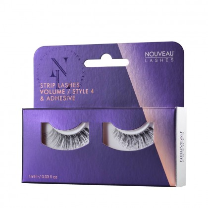 Nouveau Lashes Strip Lashes Volume / Style 4