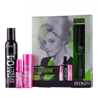 Redken Get The Look Kit: Volumise