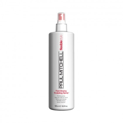 Paul Mitchell Fast Dry Sculpting Spray 500ml