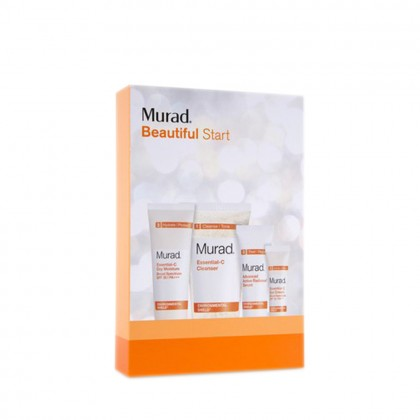 Murad Environmental Shield Beautiful Start Set