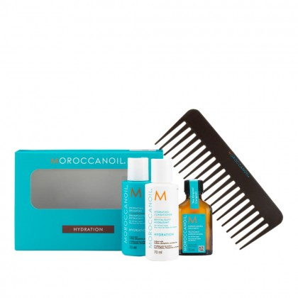 Moroccanoil Hydrating Mini Gift Set
