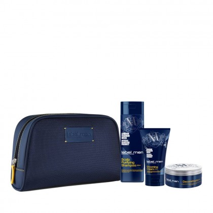 label.m The label.men 3 Step Grooming Kit