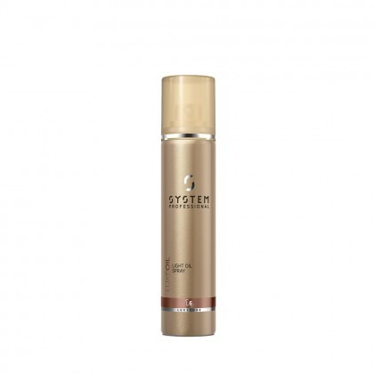 System Professional LuxeOil Light Oil Spray L6 75ml