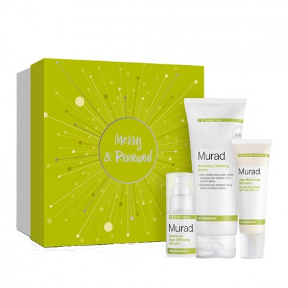 Murad Merry and Renewed Christmas Set