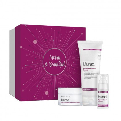 Murad Merry and Beautiful Christmas Set