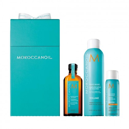Moroccanoil Premium Voluminous Style Set