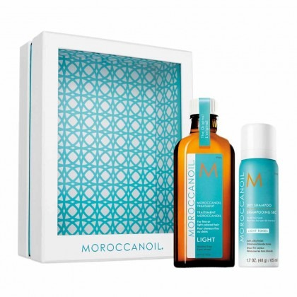 Moroccanoil Treatment Light Style on the Go with Dry Shampoo Light Tones
