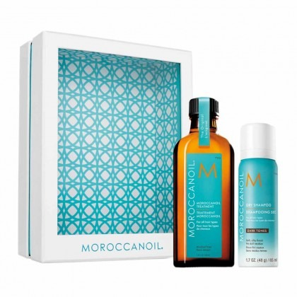Moroccanoil Treatment Style on the Go with Dry Shampoo Dark Tones