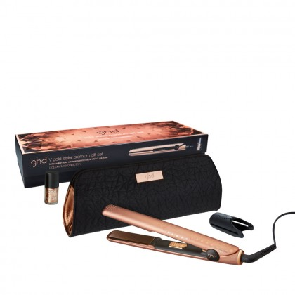 Ghd V Copper Luxe Styler & Nails Inc Gift Set