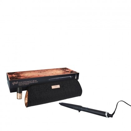 ghd Curve Copper Luxe Wand Premium Gift Set