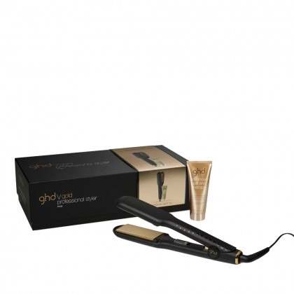 ghd V Gold Max Styler and Advanced Split End Therapy Set